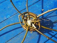 Schtritt 2 - das Nest