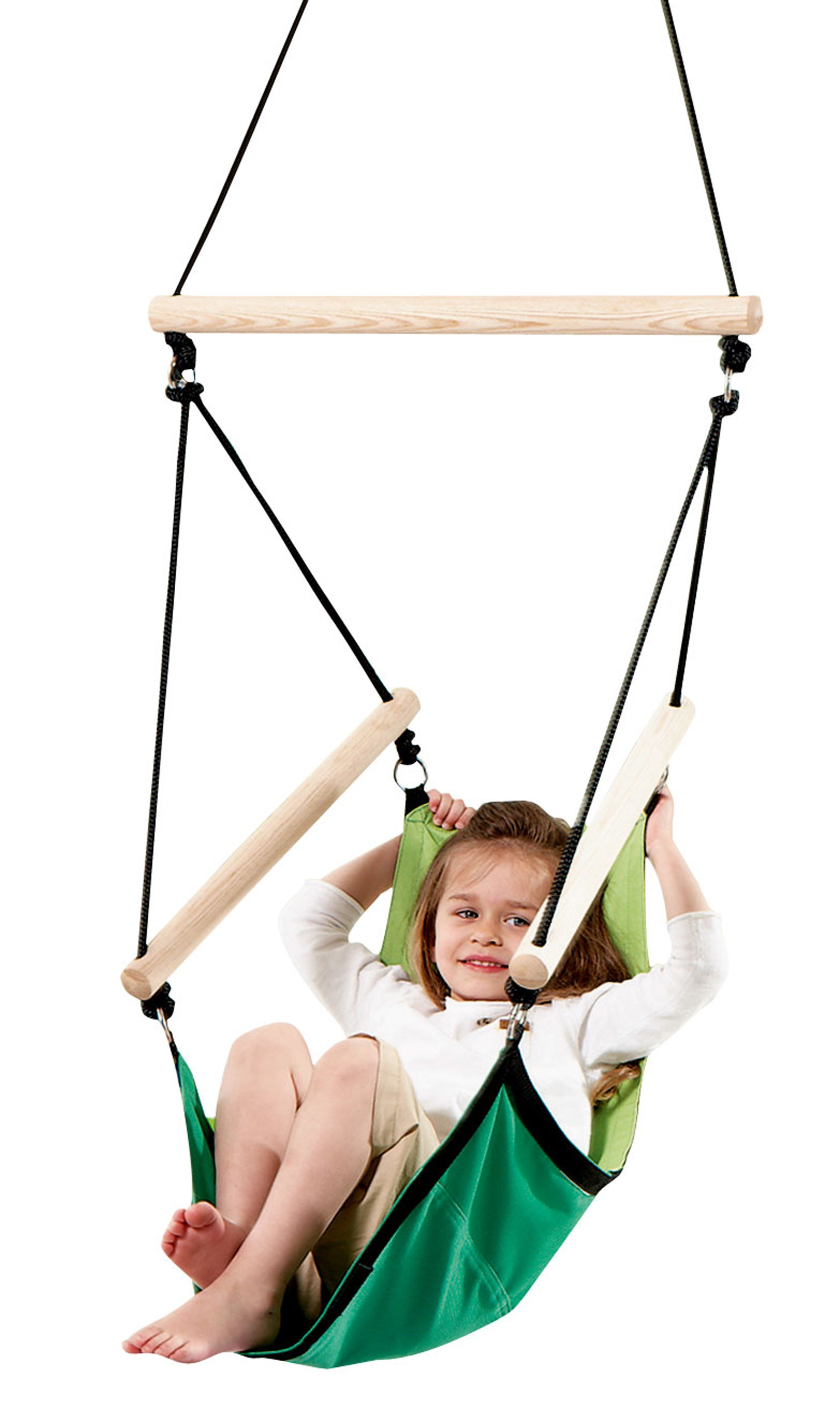 hanging chair for kids dark grey velvet accent