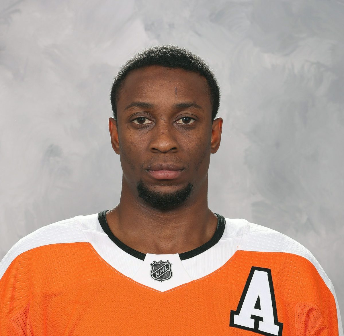 Growing up, Simmonds was a big fan of Lindros