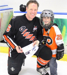 Flyer great Brian Propp to speak at 20th annual Kiwanis Scholar-Athlete Banquet