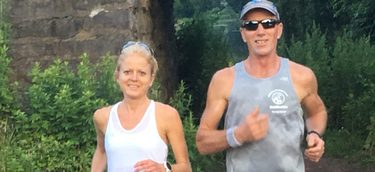 Elite runners Maggie, Rich Kanak looking forward to new 8K Challenge race