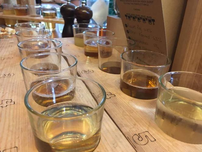 Cider Flight, The Stable
