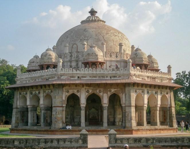 Isa Khan's tomb, Delhi, India