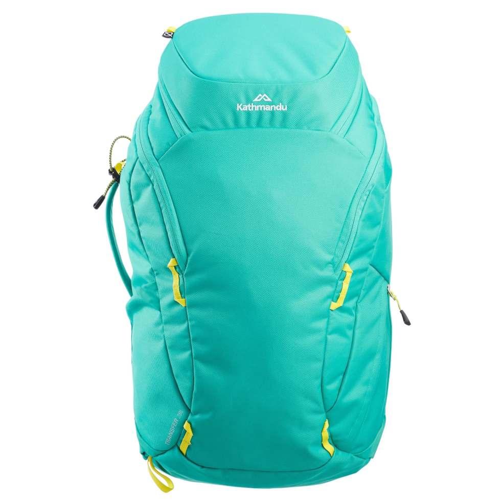 turquoise Kathmandu Transfer 28L Travel Pack