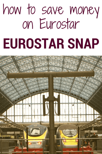 If you are over 26 and want to know the secret to getting the cheapest eurostar tickets then check out Eurostar Snap. It could save you serious money that you can spend on yummy French cheese, Belgian beer of British fish and chips! #budgettravel #eurostar #eurostarsnap #europetravel