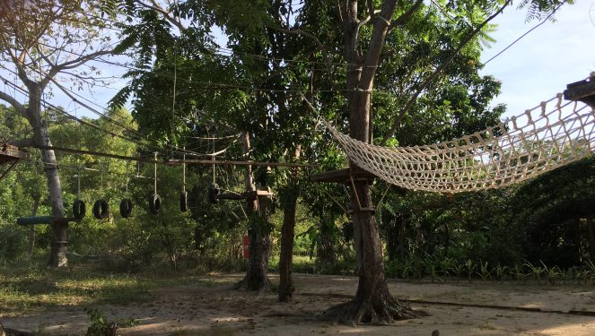 Club Paradise Palawan - Rope Course