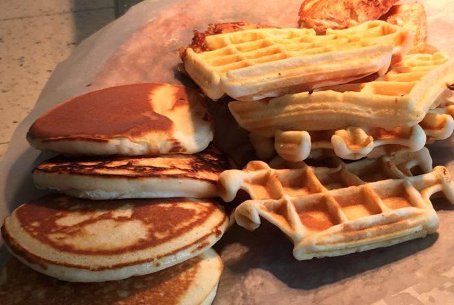 Club Paradise Palawan - Waffles and pancakes