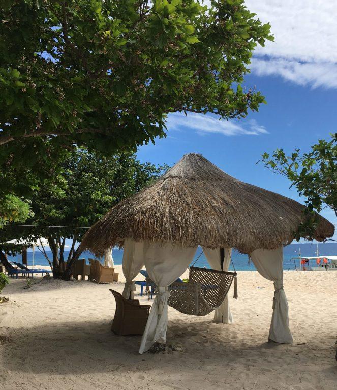 Club Paradise Palawan - Hammock hut