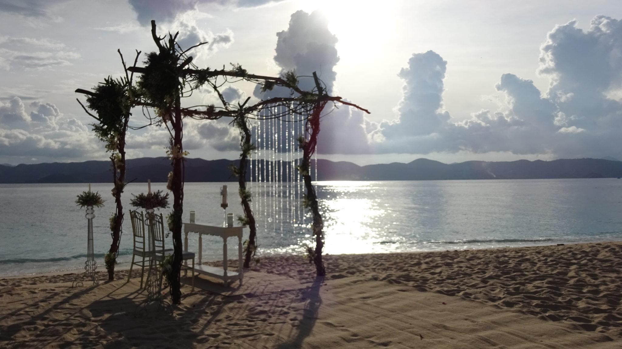 Club Paradise Palawan - Wedding Gazebo