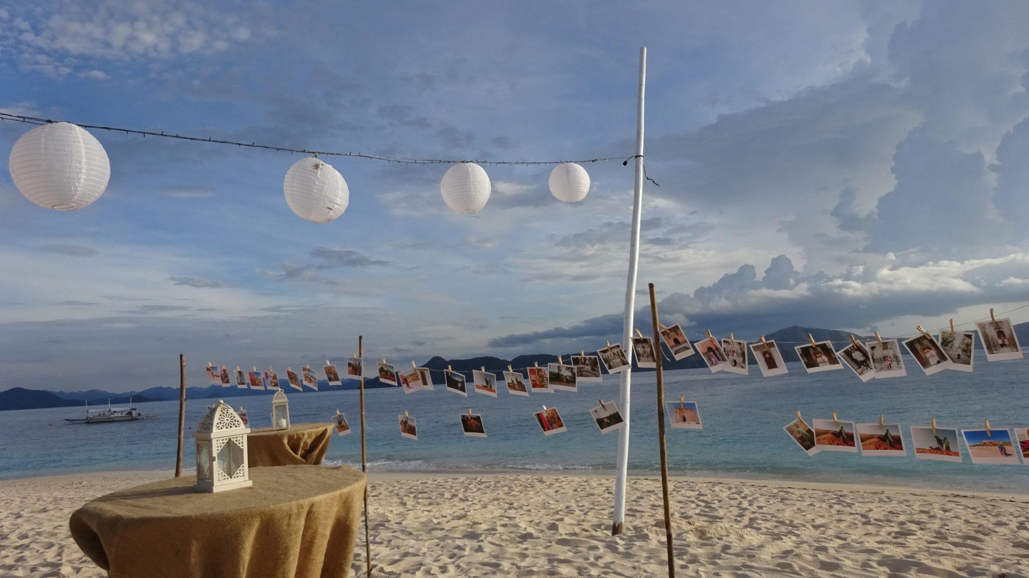 Club Paradise Palawan - Wedding Reception
