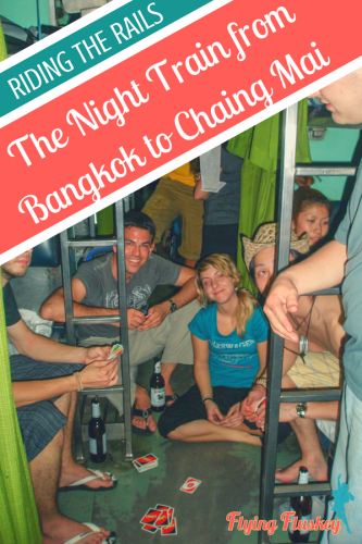 Taking the night train from Bangkok to Chiang mai is not only a great adventure but also a fantastic way to travel between Thailand's two main cities. #nighttrain #nighttrainthailand #thailandtrain #bangkok #chiangmai