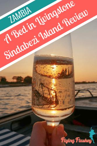 Sindabezi Island is the island retreat of luxury lodge Tongabezi. Sitting in the Zambezi, upsteam from Victoria Falls, this is rustic luxury perfected. #zambia #zambiatravel #africanhoneymoon #luxuryisland