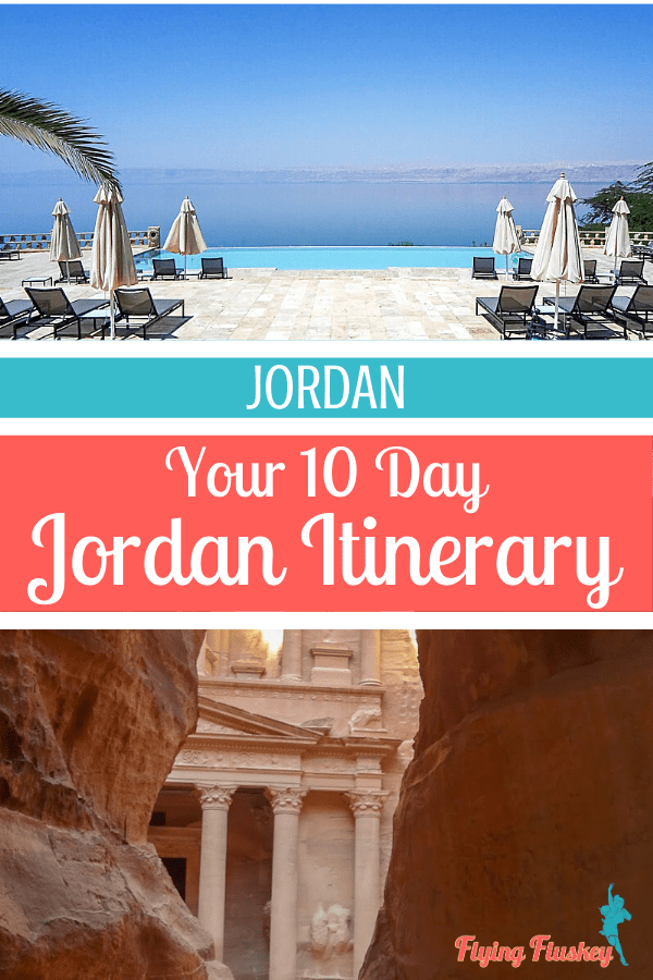 This is your guide to the top sites in Jordan, how to get around Jordan, where to eat in Jordan and more in this 10 day Jordan itinerary.