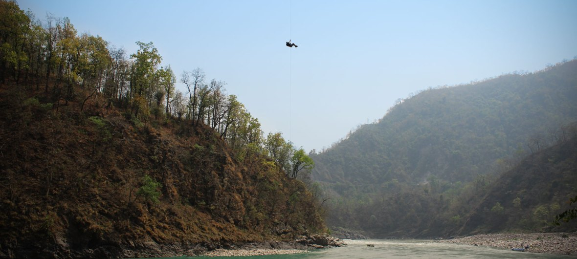 Flying Fox Rishikesh, flying fox, ziplining in rishikesh, adventure activities in rishikesh, things to do in rishikesh