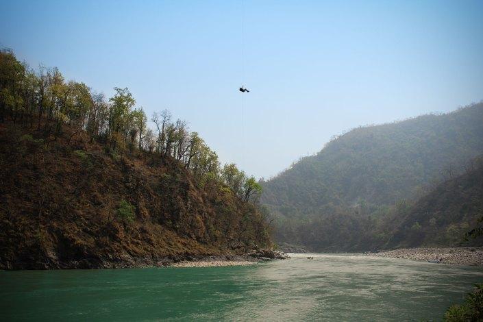 Flying Fox Rishikesh, flying fox, ziplining in rishikesh, adventure activities in rishikesh, things to do in rishikesh