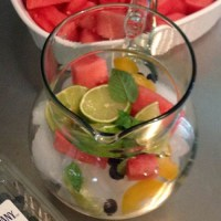 Spa H2O - Watermelon • Plum • Blueberry • lime • Mint