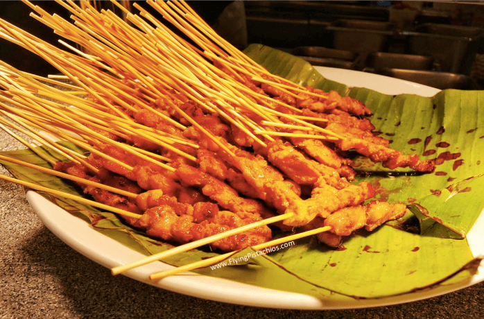 Things to eat in Genting