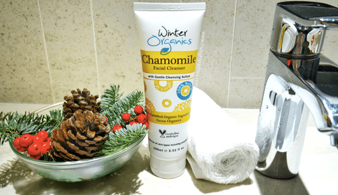 Winter Organics Facial Cleanser