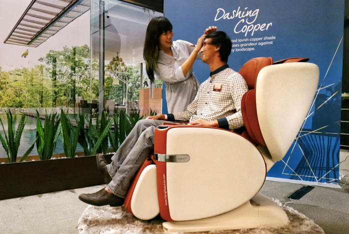 Singapore Massage Chair Review
