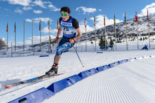 USANA 2017 FIS Nordic Junior & U23 World Ski Championships