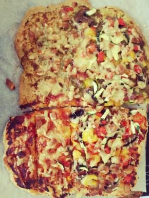 SCONE PIZZA BASE