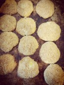 Gluten Free Vanilla Cookies are the base recipe for making Pina Colada Cookies!