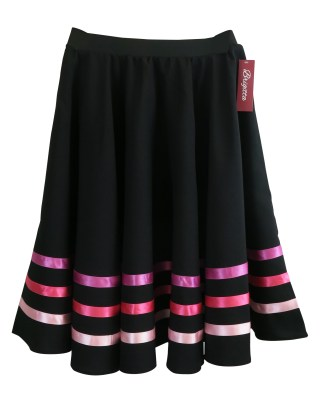 Ballet Character Skirt Pink, Blue, Green or Plain