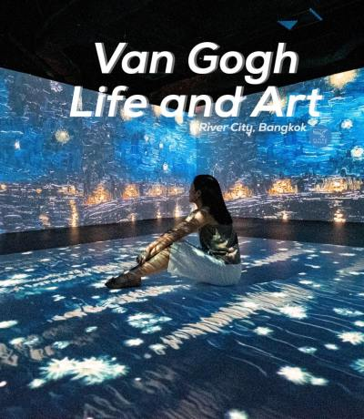 Van Gogh Life and Art