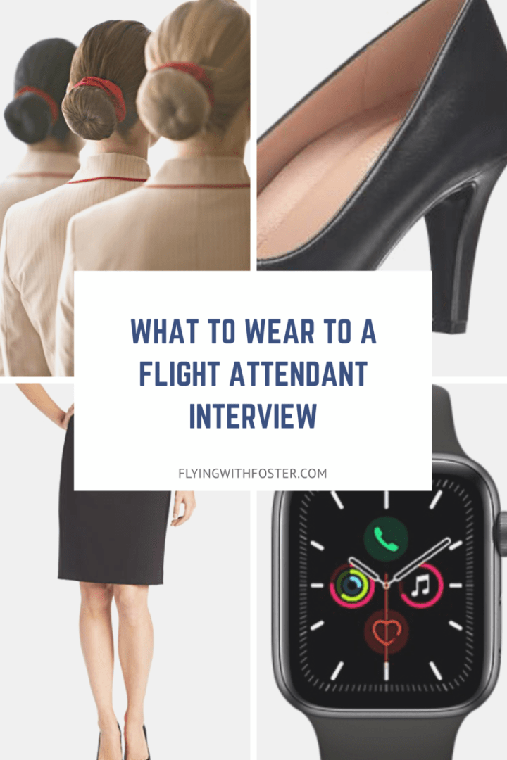 What to Wear to a Flight Attendant Interview