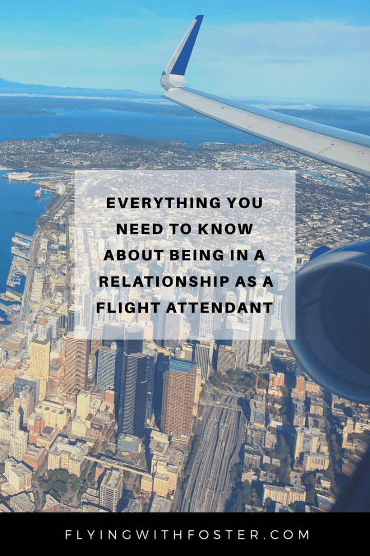 How Being a Flight Attendant Can Be Great for Your Relationship (and tips to make it work)