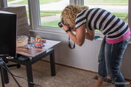 Photographing Ice Cream