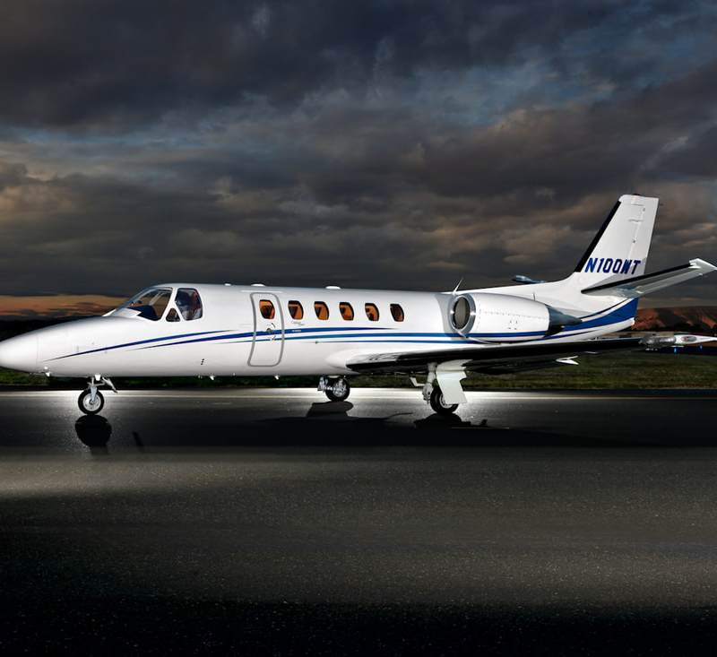 Citation Bravo Joins the Charter Fleet