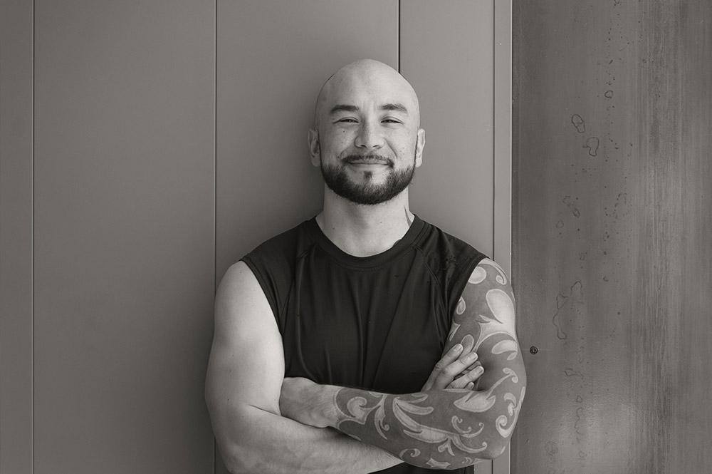 Cory Jagger - Kickboxing Instructor
