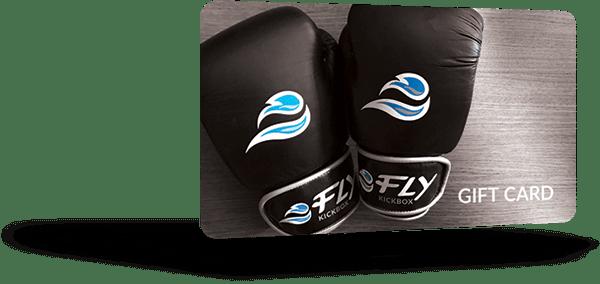 Fly Kickbox Gift Card
