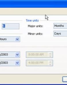 Figure in the gantt chart options dialog box you specify initial settings want later can choose different by choosing also scheduling projects with charts microsoft office visio rh flylib