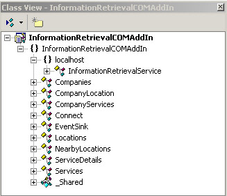 Chapter 7: Creating the Information Retrieval Visio XML