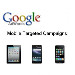Google Mobile Campaigns copy