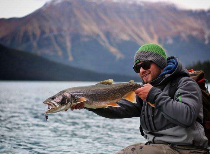 Alpine Lake Trout