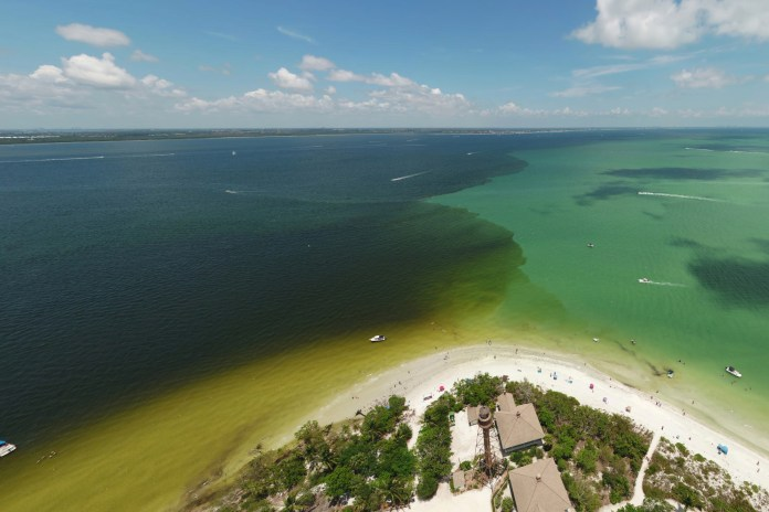 Lighthouse Point June 3 2018 Discharge