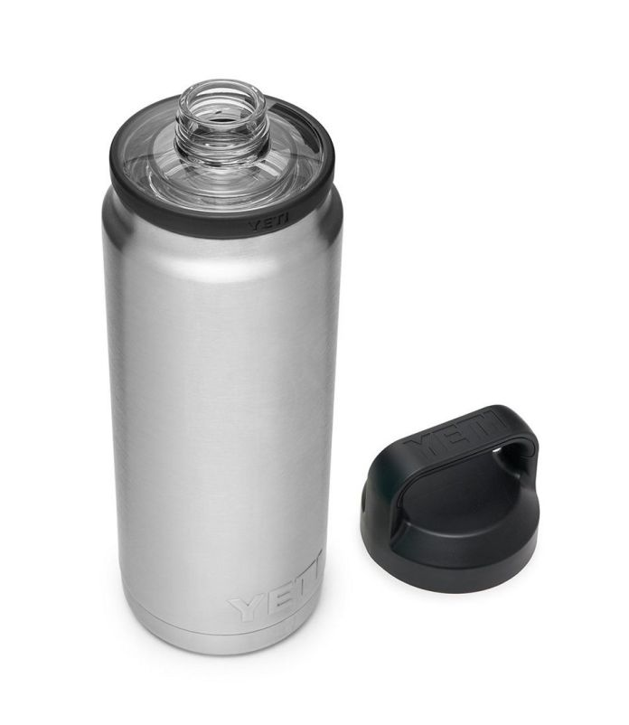 The all new Chug Cap water bottle from Yeti