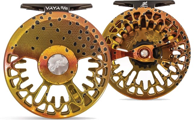 Abel Vaya Customizable Fly Reel