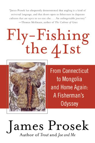 """The cover of """"Fly Fishing the 41st"""""""