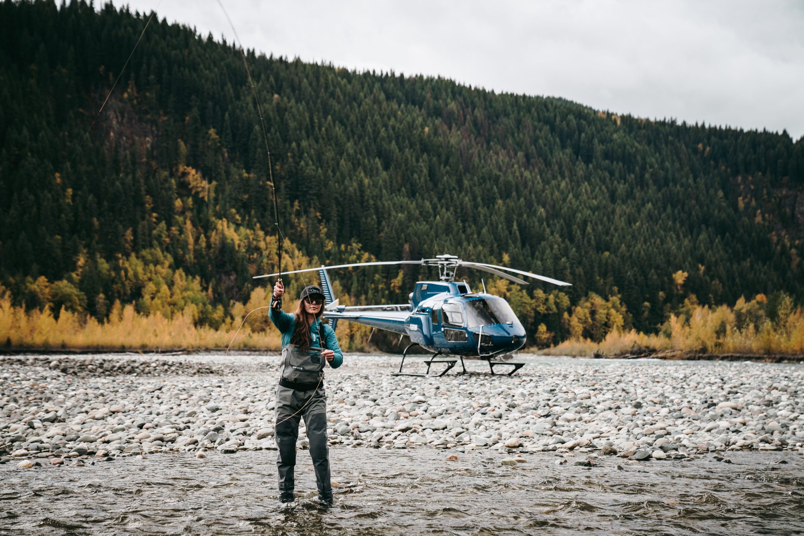 10 Tips and Tricks for Fly Fishing in the Fall in British Columbia - Flylords Mag