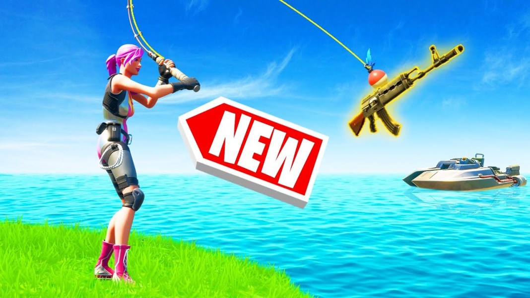 5 Tips: Fishing in Fortnite - Flylords Mag