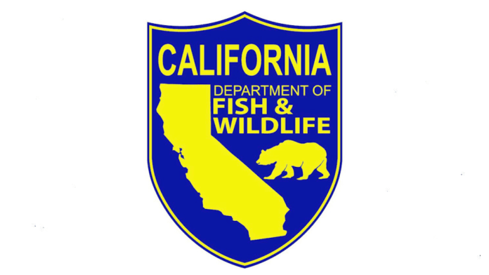 Courtesy of California Department of Fish & Wildlife Badge