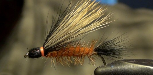 how to tie the Henry's fork salmon fly