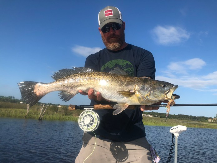chuck with snook