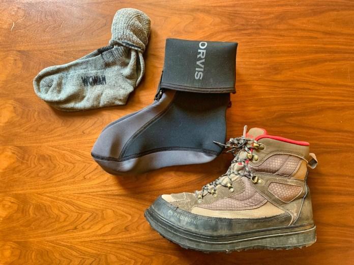 Wet Wading Footwear