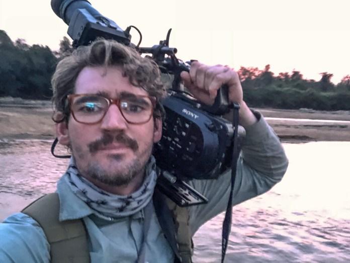 Filmmaker_Johann_Vorster_Capitaine_BTS