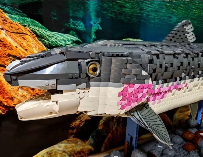 LEGO Wild Steelhead - Ryan Van Duzor